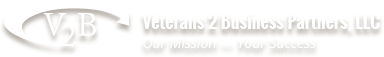 Veterans 2 Business Partners logo